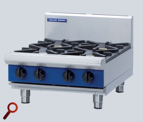 Blue Seal Evolution G514C-B Gas 2 Burner Hob & Griddle